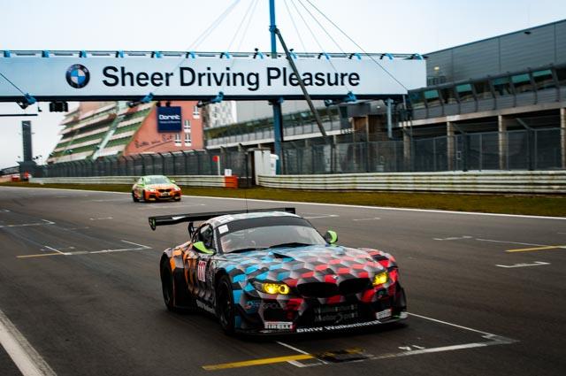 "BMW Z4 GT3 Walkenhorst Motorsport ""PP-Group"""
