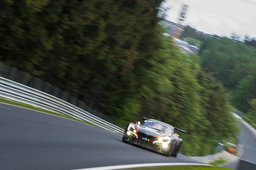 BMW Z4 GT3 Walkenhorst Motorsport, Foto: M. Brückner